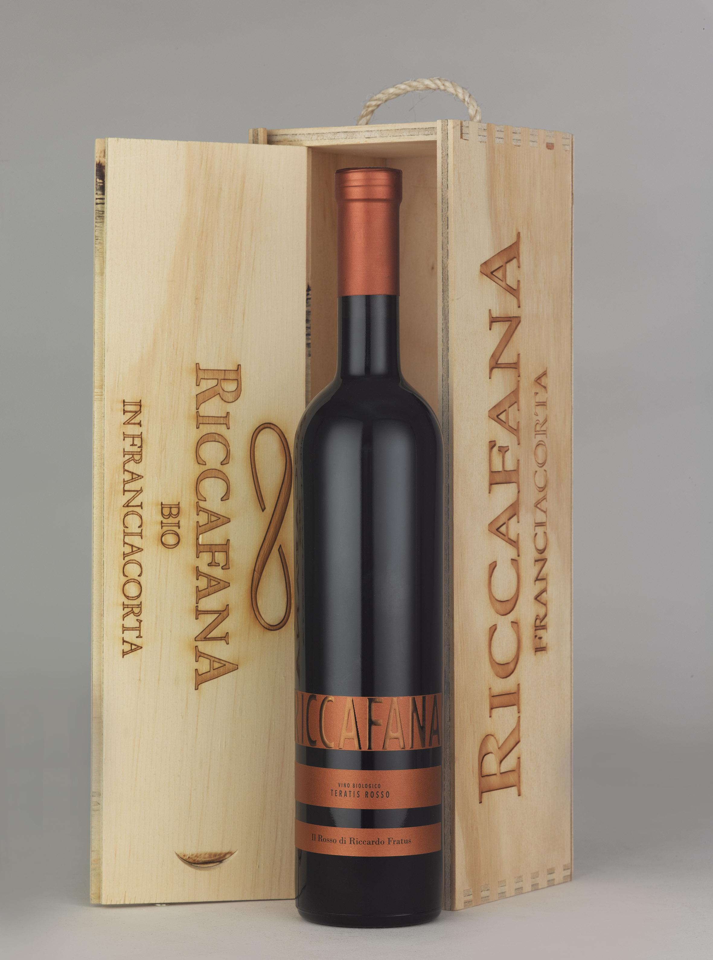 vino rosso in franciacorta